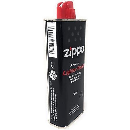 Ricarica per accendino a benzina Zippo da 125 ml (etichetta in lingua italiana non garantita)