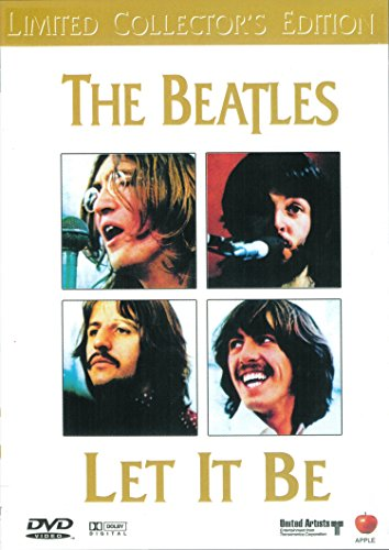 The Beatles Let It Be Limited Collector's Edition