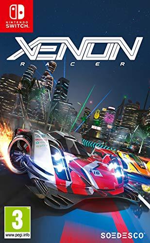 professionnel comparateur Xenon Racer pour Nintendo Switch choix