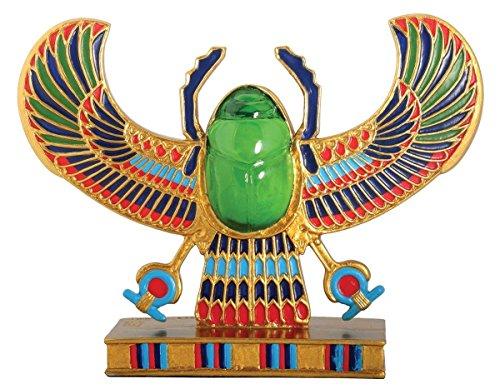 StealStreet - Figura de Escarabajo Egipcio con alas