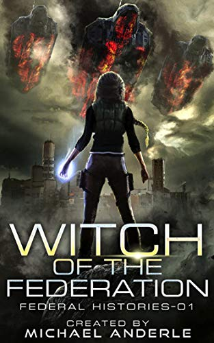 Book Cover for Witch of the Federation
