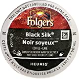 Folgers Black Silk K-Cups for Keurig Brewers, 18Count (Packaging May Vary)
