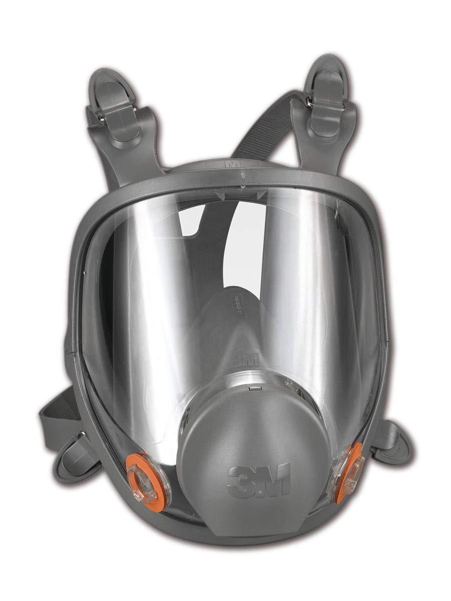 3M 50051138541465 Full Face Piece 6000 Respirators Series Reusa Import Popular overseas