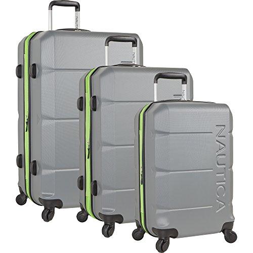 Nautica 3-teiliges Koffer-Set mit 4 Rädern