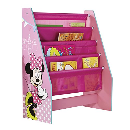 Worlds Apart 470INN Minnie Mouse Büchergestell, 51 x 23 x 60 cm