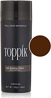 Toppik Hair Building Fiber 55g - Dark Brown