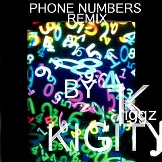 Phone Numbers (feat. Wiz Khalifa) (Remix)
