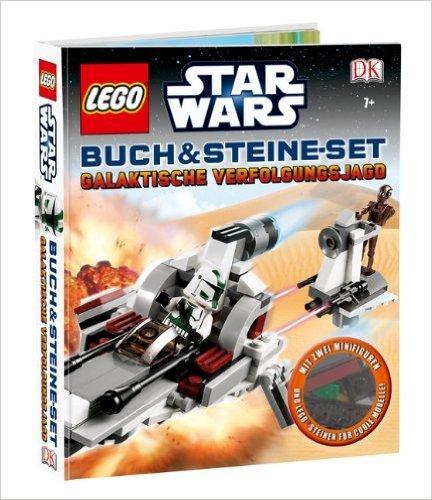 LEGO Star Wars Buch & Steine-Set: Galaktische Verfolgungsjagd von Dorling Kindersley ( 23. August 2013 )