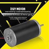 永久磁石モーターモーター、ブラシモーター、3500-8000rpmモーターDCモーター、家庭用6V / 12V / 24Vモーター(12v4000 rpm)