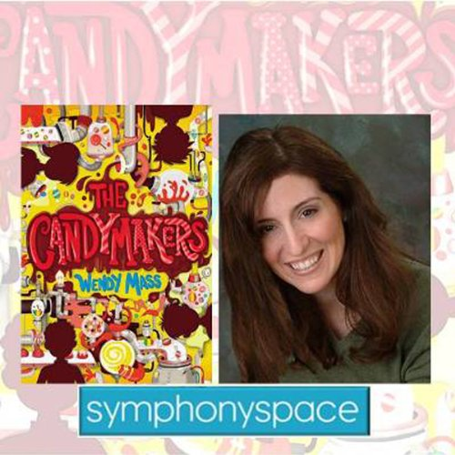 Thalia Kids' Book Club: Wendy Mass' 'The Candymakers' audiobook cover art