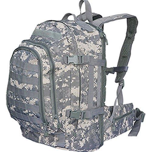 Commando Industries CI Utilisation Shool Pack Sac à Dos SP VII at Digital Outdoor Sac à Dos de Combat Sac de Sport Sac à Dos à Dos