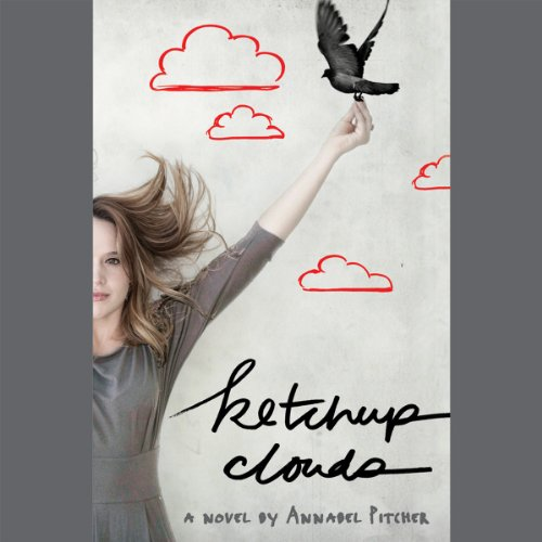Ketchup Clouds audiobook cover art