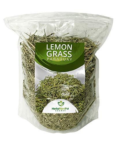 Limoncillo de Paraguay, Cortado, Perfecto para Té y para Comidas asiáticas. Limoncillo 2cm 500 g