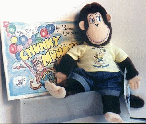The Story of Chunky Monkey (with Chunky Monkey play-along plush doll) by Pauline Comanor (1983-07-04)