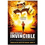 QQWER Invincible Movie Mark Wahlberg Greg Kinnear Poster