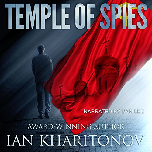 Temple of Spies  By  cover art