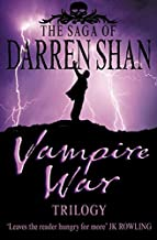 The Vampire War Trilogy (The Saga of Darren Shan)