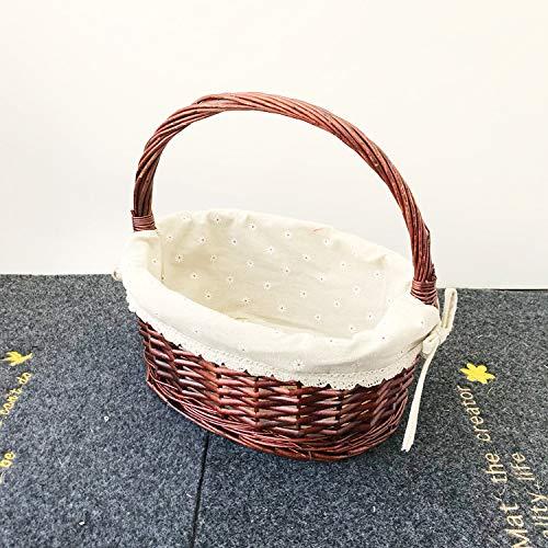CAISHEND Wiederverwendbare Ineinander greifen-Organisator (Multipurpose, beweglicher Einkauf Tote Handtasche) für Lebensmittel, Außenraum, Frucht-Gemüse