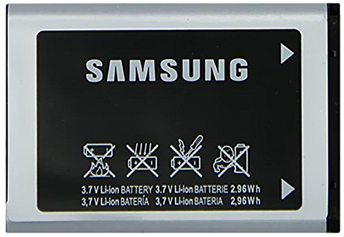 Samsung Battery for GT-B2100 Solid Extreme/SGH-F310 Serenata/SGH-i320 / SGH-M110 Solid
