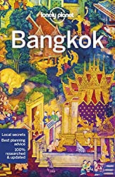 Lonely Planet guidebook on Bangkok, Thailand book cover