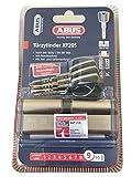 ABUS Profilzylinder XP20SN 40/40 inklusive Sicherungskarte & 3 Schlüsseln, SB [ Security Levl : 9 ]
