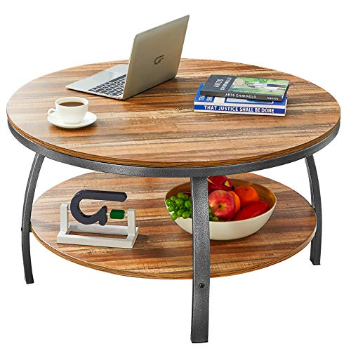 GreenForest Coffee Table for a Sectional Sofa