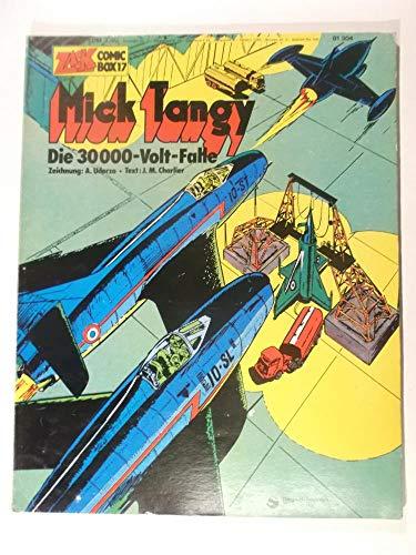 Zack Comic Box 17 Mick Tangy Die 30000-Volt-Falle