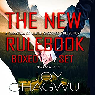 The New Rulebook Series, Books 1-3                   By:                                                                                                                                 Joy Ohagwu                               Narrated by:                                                                                                                                 Andrea Tuszynski                      Length: 14 hrs and 49 mins     1 rating     Overall 3.0