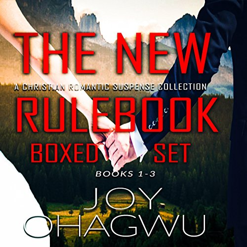 The New Rulebook Series, Books 1-3 audiobook cover art