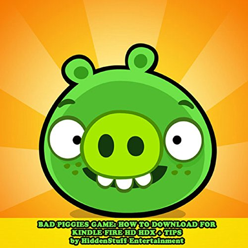 Bad Piggies Game audiobook cover art