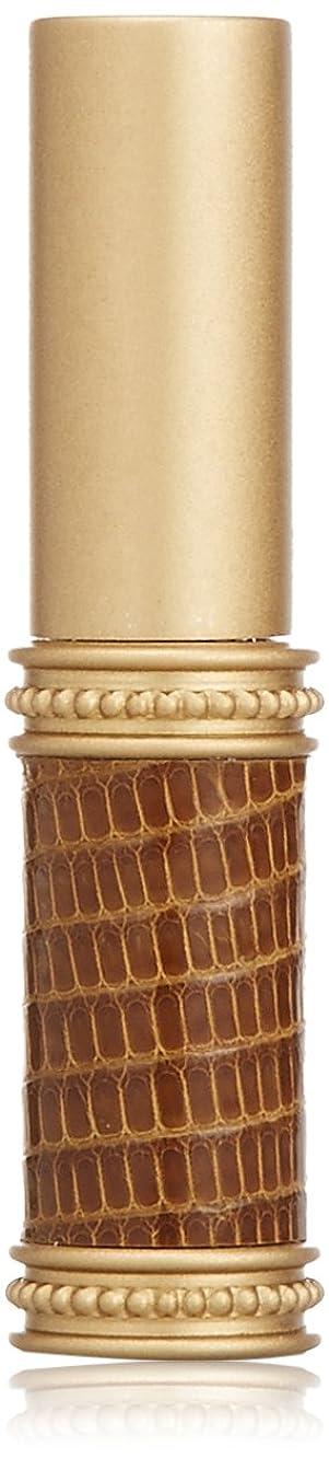 関数枯渇するオーガニックヒロセアトマイザー メタルリザード 28200 BR (メタルリザード ブラウン) リザード本革巻き