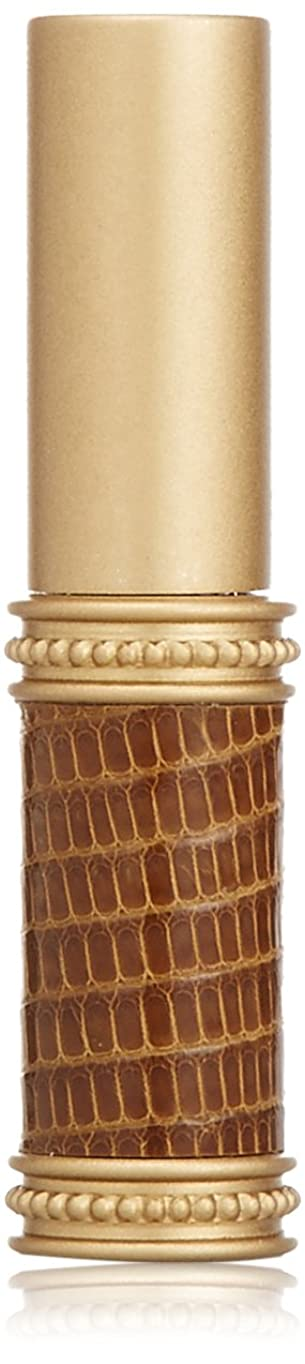 大量シルエット独創的ヒロセアトマイザー メタルリザード 28200 BR (メタルリザード ブラウン) リザード本革巻き