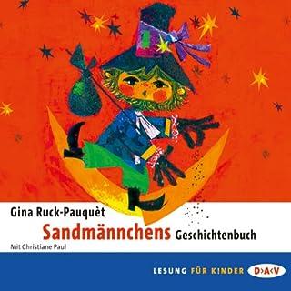 Sandmännchens Geschichtenbuch 1 Titelbild
