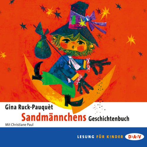 Sandmännchens Geschichtenbuch cover art