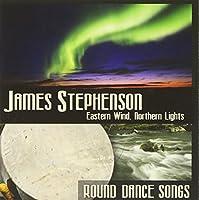 Eastern Wind Northern Lights