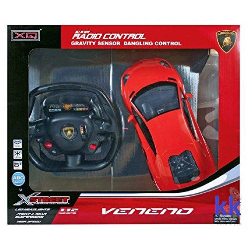 RC Auto kaufen Rennwagen Bild 2: Xstreet–Ferrari Fernsteuerung 1–12*