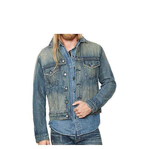 Polo Ralph Lauren 710667515001 Mantel Mann Jeans L