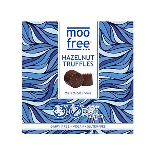 Moo Free Hazelnut Truffles vegan 108g