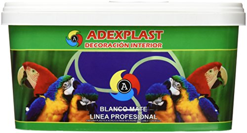 Adexplast 11378-22-in plastica di finitura opaca, decorazione interna