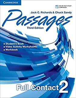 Passages Level 2 Full Contact 3rd Edition