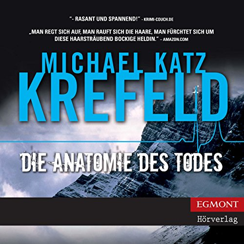 Die Anatomie des Todes     Maja Holm 2              By:                                                                                                                                 Michael Katz Krefeld                               Narrated by:                                                                                                                                 Martin Mantel                      Length: 15 hrs and 22 mins     1 rating     Overall 5.0