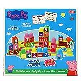 Bildo - Peppa Pig Blocchi Numeri ed Alfabeto Bildo - MG-BD-8110