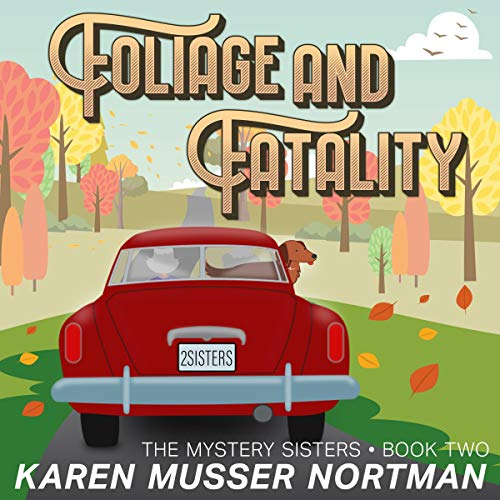 Foliage and Fatality audiobook cover art