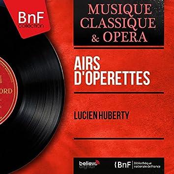 Airs d'opérettes (Mono Version)