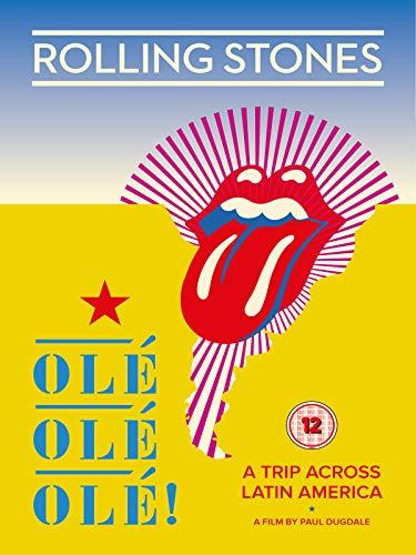 The Rolling Stones - Olé Olé Olé! A Trip Across Latin America [OV]