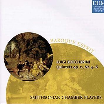 Boccherini: String Quintets op. 11, Nos. 4-6