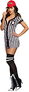 referee fancy dress costume