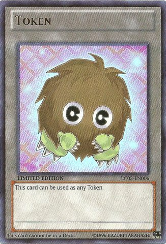 YU-GI-OH! - Pink Kuriboh Token (LC03-EN006) - Legendary Collection 3: Yugi's World - Limited Edition - Ultra Rare