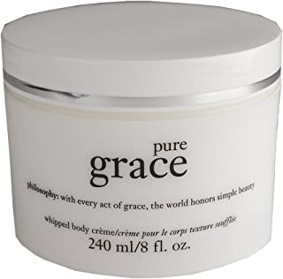 Philosophy Pure Grace Whipped Body Creme-8 oz