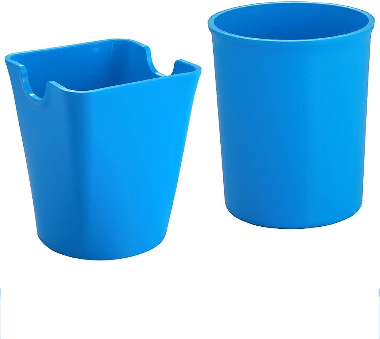 Stiftköcher Stifthalter Zylindrisch  Rechteck GPPS-Material Einfach und stilvoll 82  99mm  82  82  99mm Orange Blau Grün Weiß (Farbe   A) B07P39WZYR | Charmantes Design